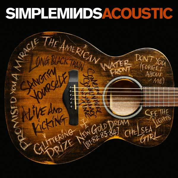 Simple Minds - Acoustic - Recensione
