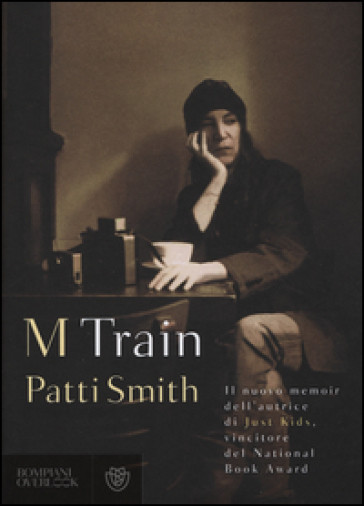 Patt Smith M Train articolo
