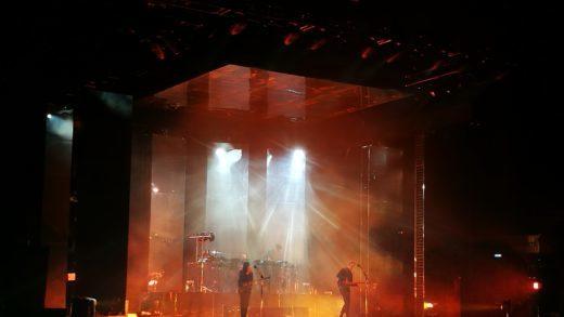 The xx @ Forum di Assago Milano Concerto