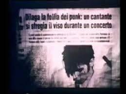 massimo pirotta Il punk in Italia