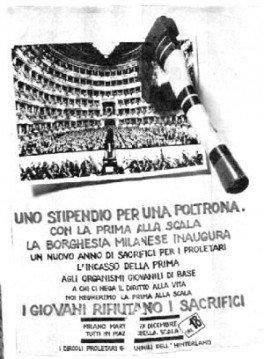 punk in italia #2 - la scala