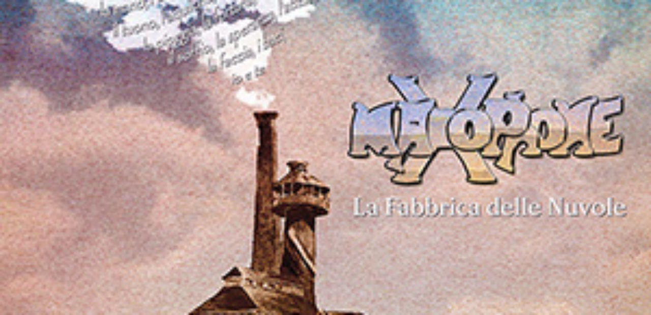 maxophone la fabbrica delle nuvole | recensione