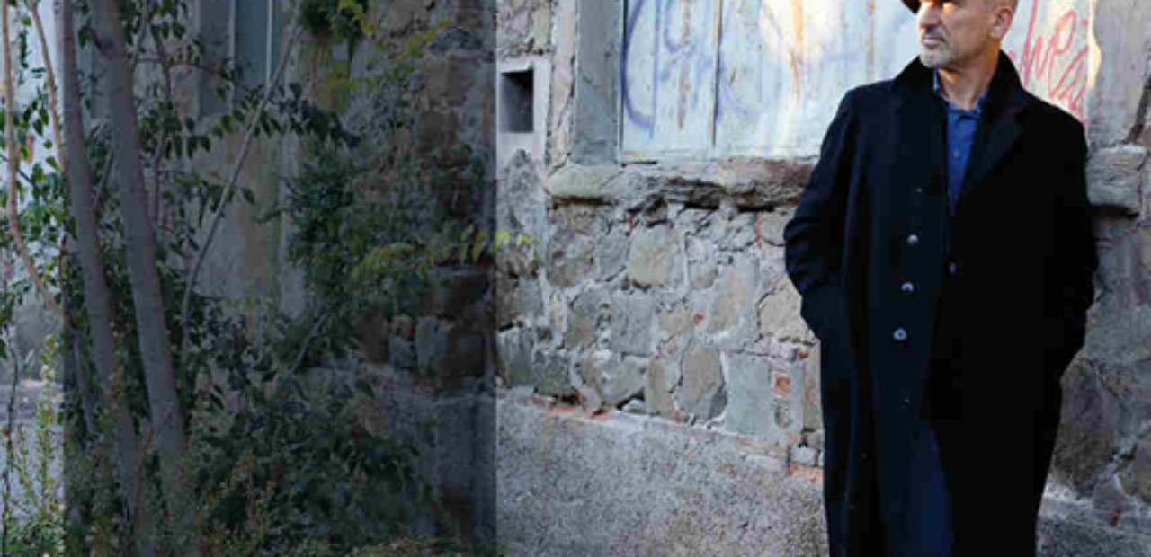 Tiziano Mazzoni – Ferro e Carbone Recensione