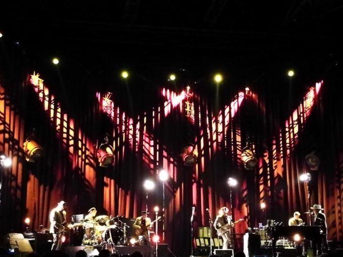 Bob Dylan Le Zénith Paris concerto