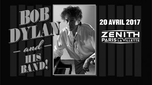 Concerto: Bob Dylan @ Zénith