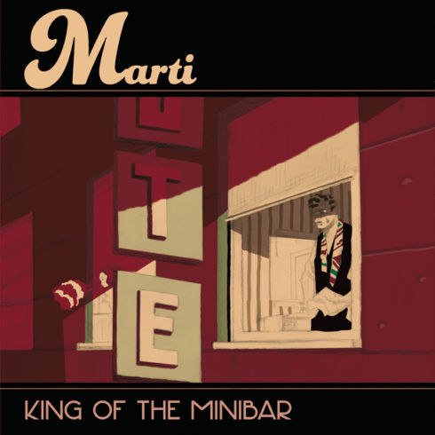 Marti - King Of The Minibar | Recensione