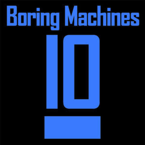 boring machines - intervista