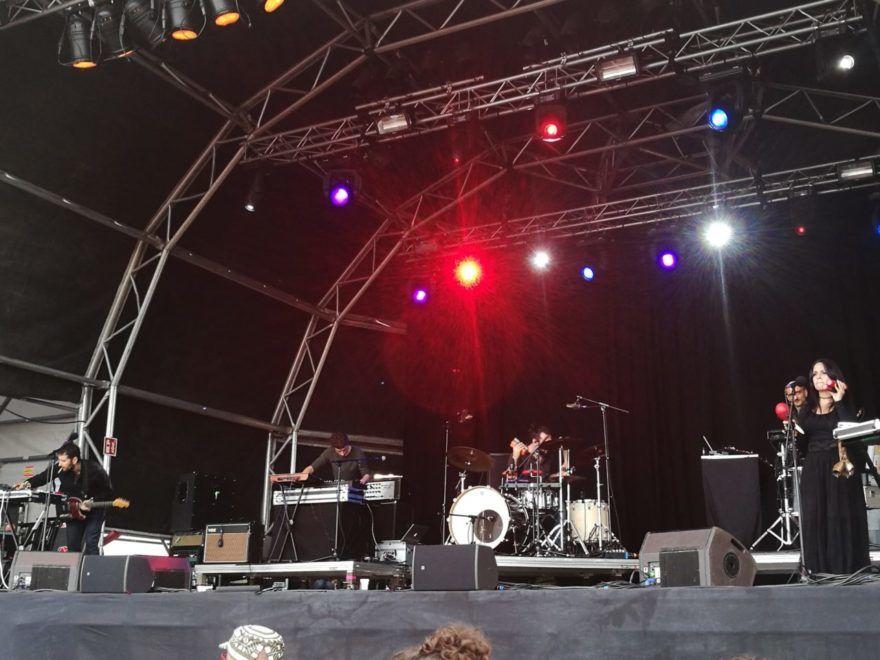 Iosonouncane Primavera Festival 2017
