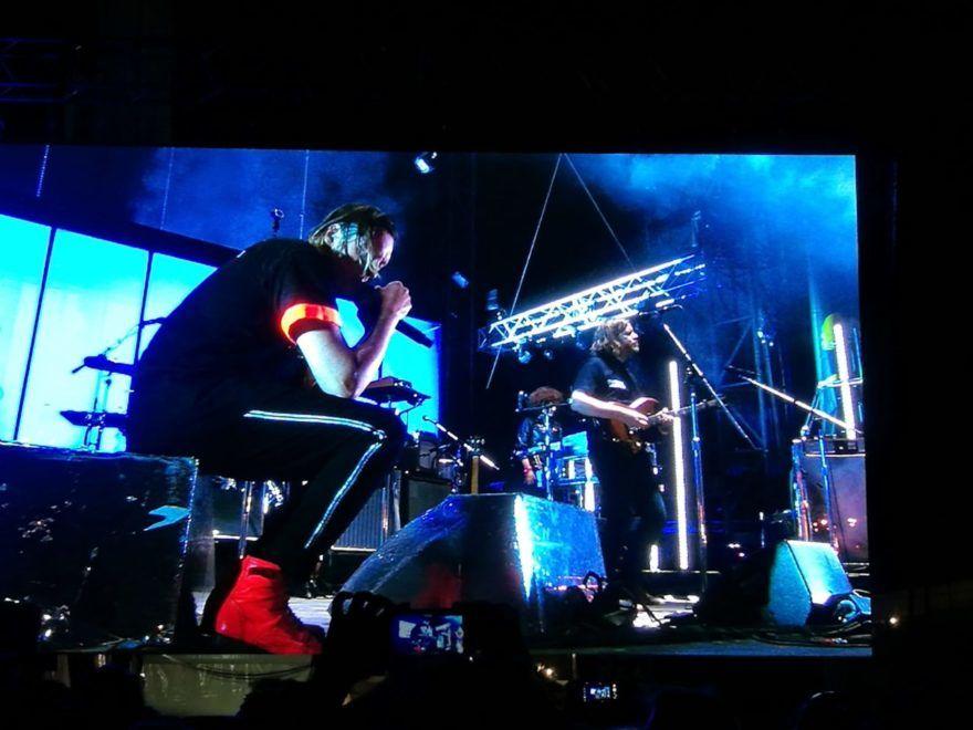 Arcade Fire Primavera festival
