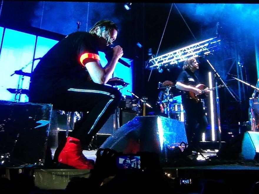 Arcade Fire Primavera festival 2017