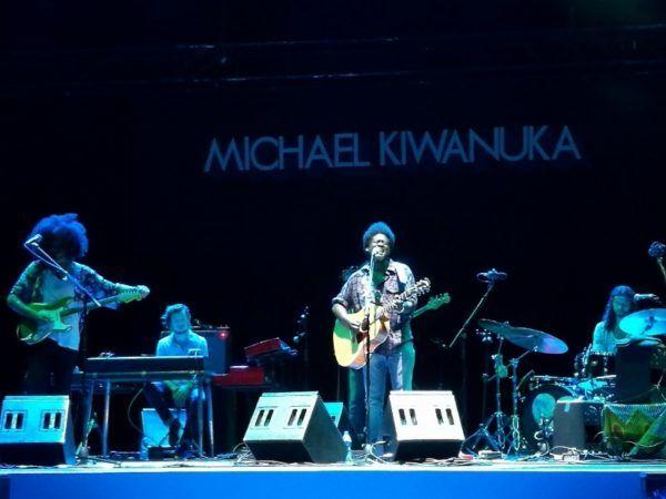 Michael Kiwanuka @ Auditorium Parco della Musica concerto