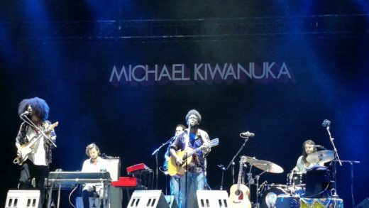 Concerto: Michael Kiwanuka @ Auditorium Parco della Musica