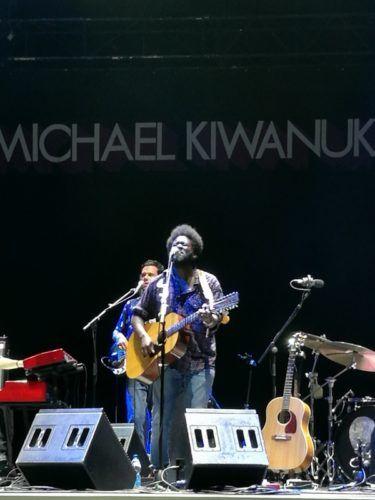 Michael Kiwanuka @ Auditorium Parco della Musica