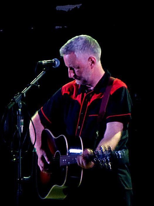 Billy Bragg al Mojotic Festival di Sestri Levante