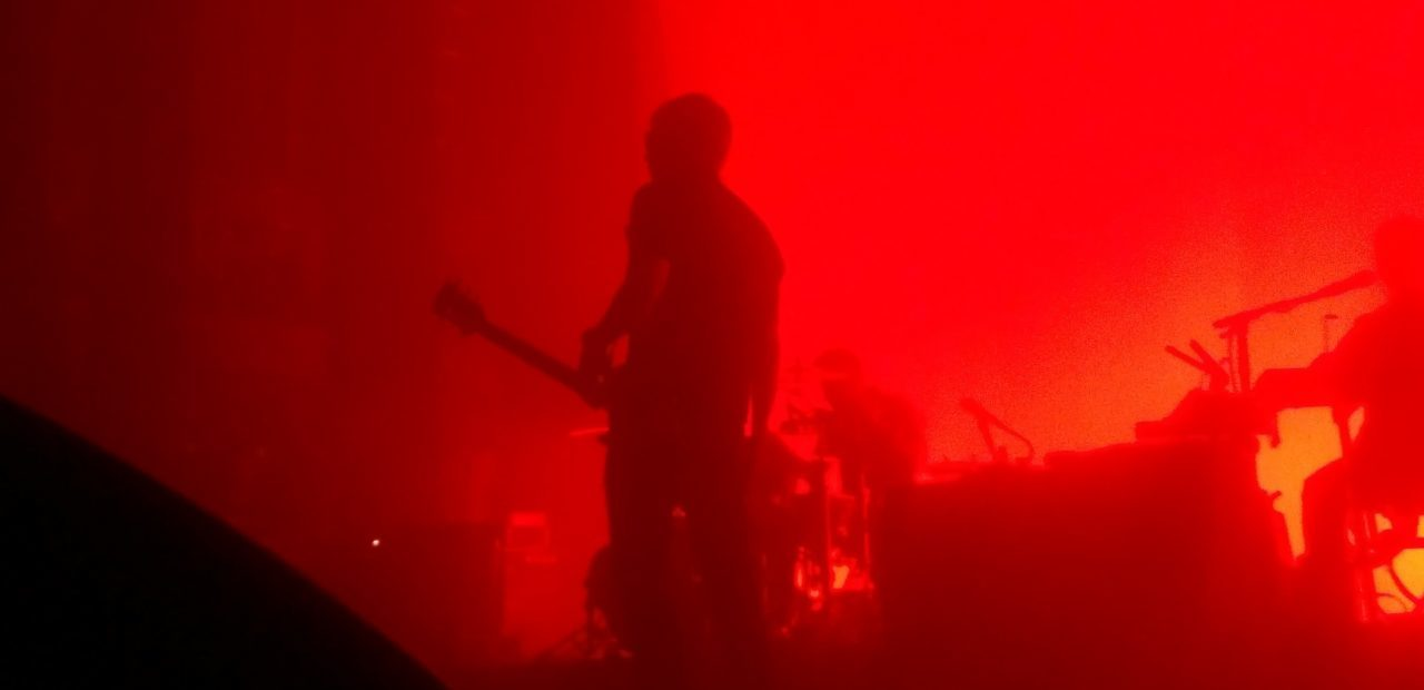 Interpol Le trianon