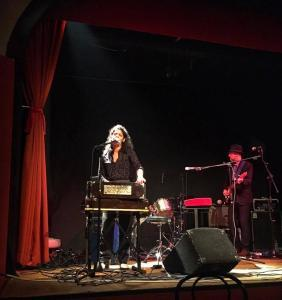 Shilpa Ray Firenze concerto