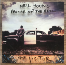 Neil Young And Promise Of The Real - The Visitor | recensione