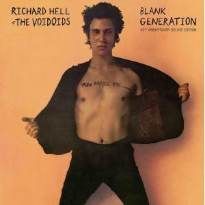 Richard Hell - Blank Generation recensione