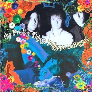 Philippe Debarge with The Pretty Things - Rock St. Trop recensione