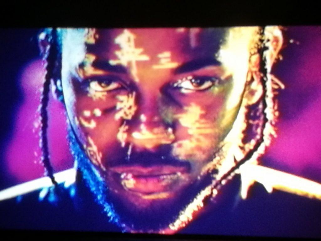 Kendrick Lamar Live Parigi