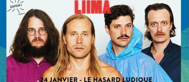 liima @ le hasard ludique | recensione