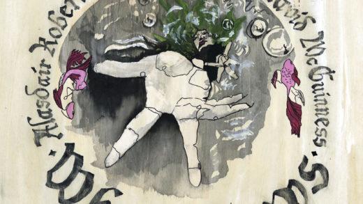 Alasdair Roberts, Amble Skuse & David McGuiness - What News   Recensione