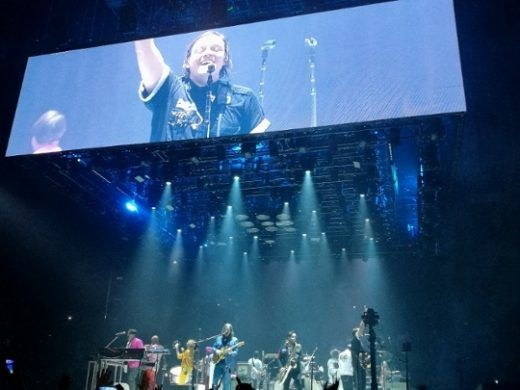 Arcade Fire @ AccorHotels Arena Concerto