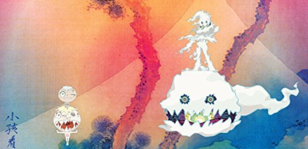 Kanye West & Kid Cudi – Kids See Ghosts