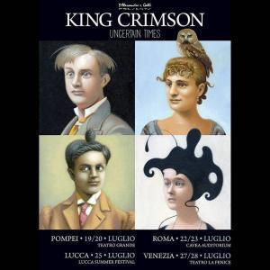 King Crimson Lucca 2018 Tomtomrock