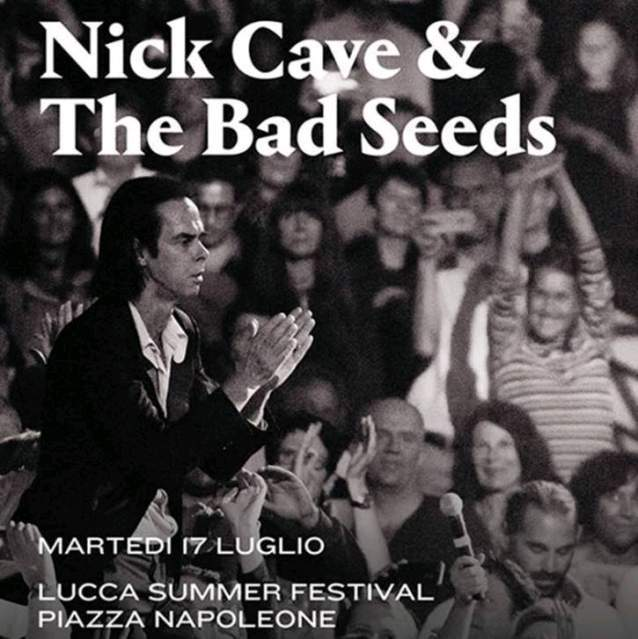 Nick Cave Lucca