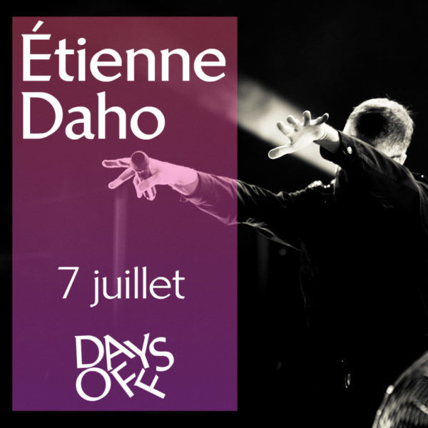 Etienne Daho @ Festival Days Off