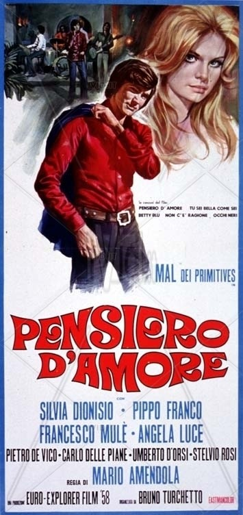Pensiero d'Amore - Cover Italiane | Tomtomrock