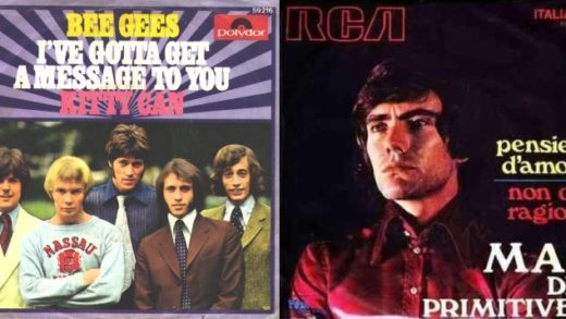 Bee Gees e Mal - Cover italiane   Tomtomrock