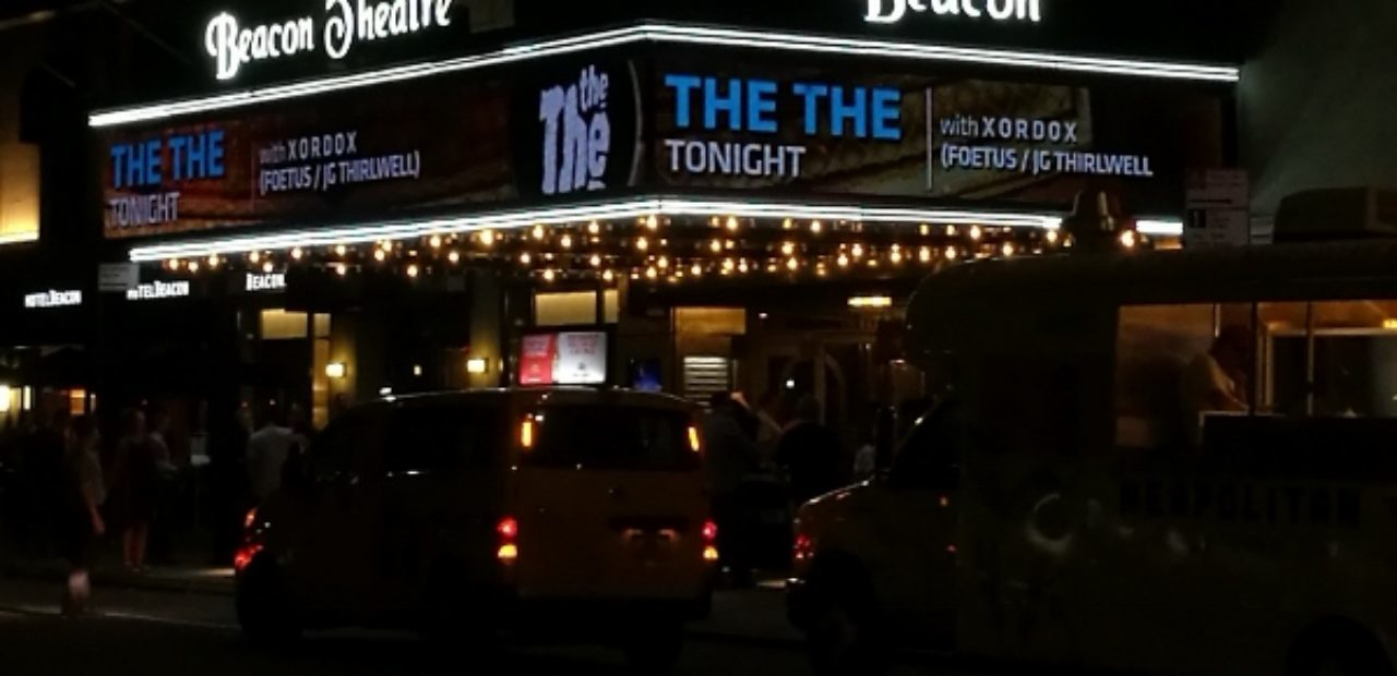 The The live