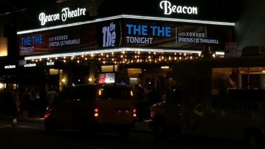 Concerto: The The live @ Beacon Theatre, New York