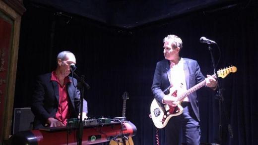 Steve Wynn & Chris Cacavas @ Bloser, Genova | Recensione Tomtomrock