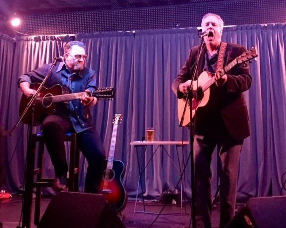 Dan Stuart & Tom Heyman live at Raindogs | Recensione concerto|