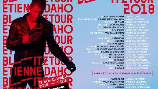 Concerto: Etienne Daho @ L'Olympia