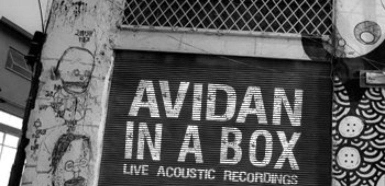 Asaf Avidan - In A Box II