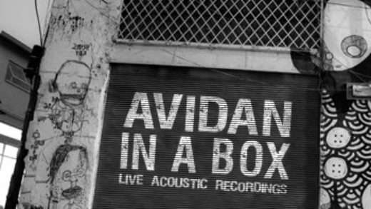 Asaf Avidan - In A Box II