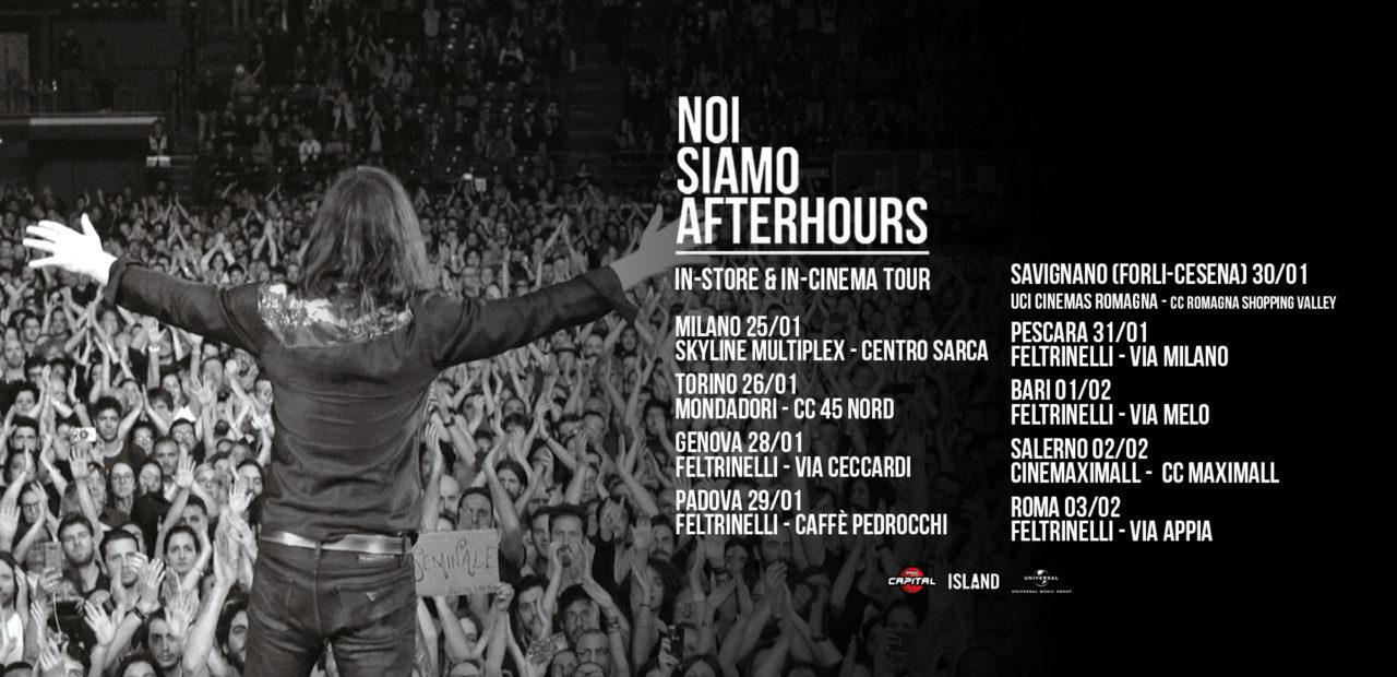 Afterhours laFeltrinelli Genova . Tomtomrock