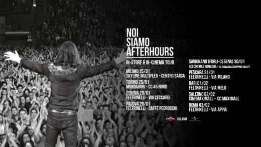 Articolo: Un incontro con gli Afterhours e i loro fans