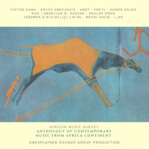 Anthology of Contemporary Music from Africa Continent