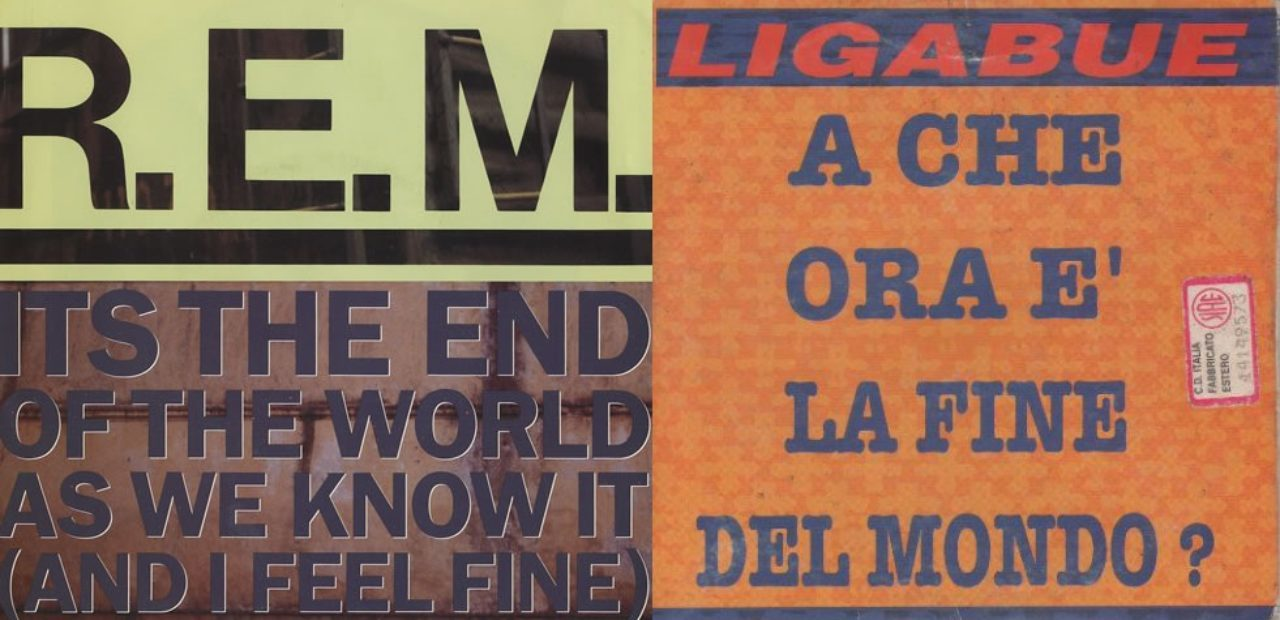 R.E.M. - Ligabue | Tomtomrock