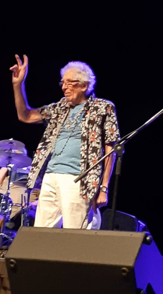 John Mayall live in Genova | Tomtomrock