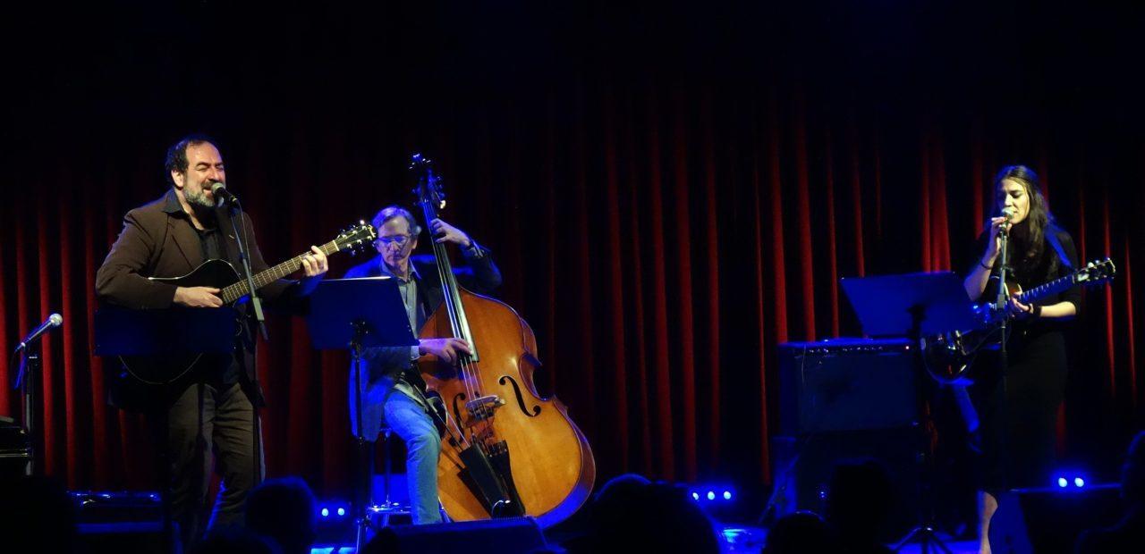 Federico Sirianni& Greg Cohen