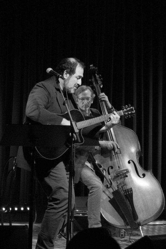 Federico Sirianni & Greg Cohen