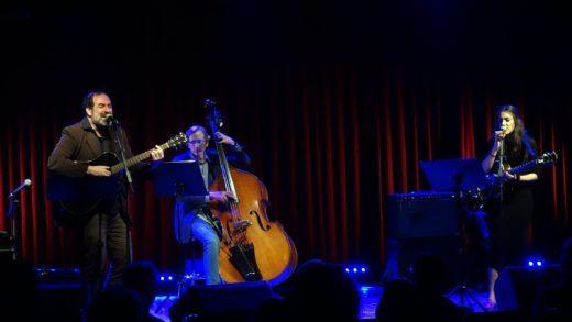Concerto: Federico Sirianni & Greg Cohen @ La Claque