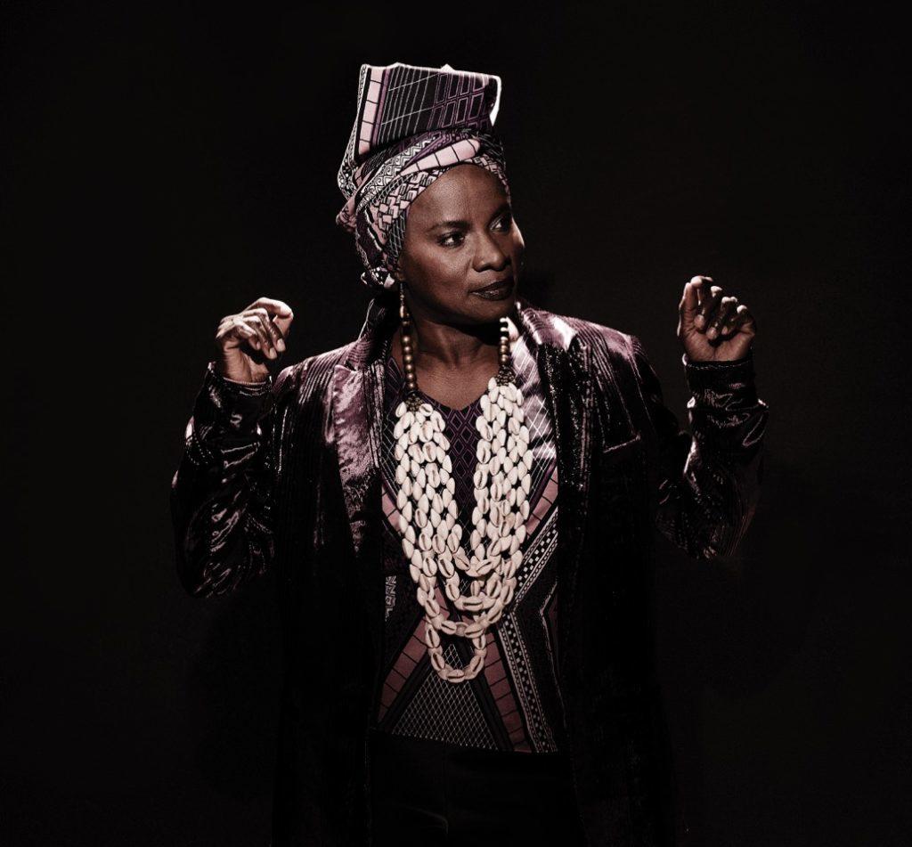 Angélique Kidjo Intervista