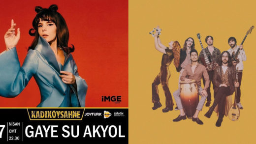 Concerto: Gaye Su Akyol e Altin Gün